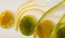 Immagine di food per editoria gelato al cedro