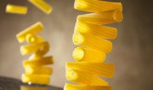 Immagine di food per la pubblicità Pasta Delverde