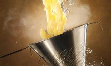Immagini di food per la pubblicità Pasta Delverde