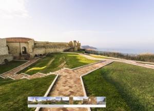 Panoramiche a 360° Castello Aragonese Ortona